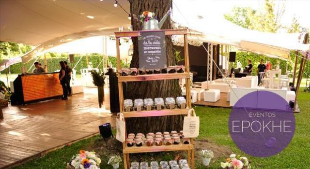 Eventos Epokhe -  Rincón Souvenirs | Casamientos Online