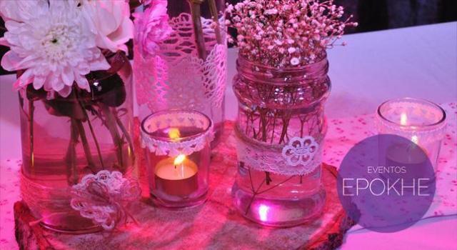Eventos Epokhe - Centros de mesa | Casamientos Online