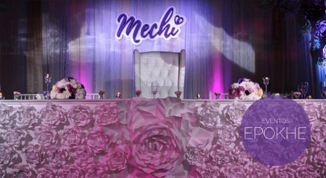 Eventos Epokhe - Centros de mesa - Espaldar | Casamientos Online