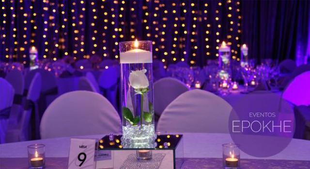 Eventos Epokhe - Cortinado de Luces Led | Casamientos Online