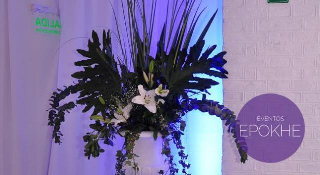 Eventos Epokhe - Pedestal Follaje | Casamientos Online