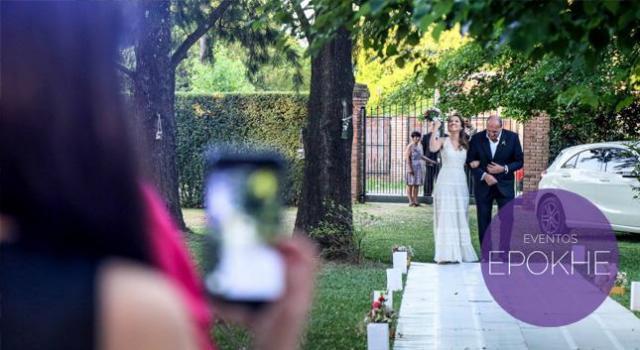 Ingreso novia, decoración  | Casamientos Online