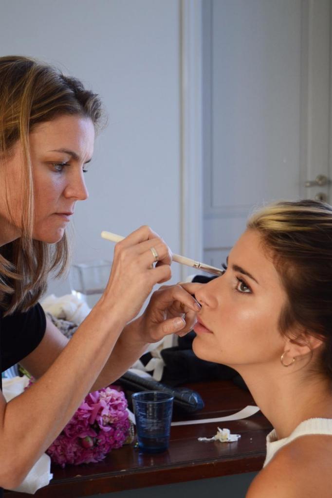 Maquillaje Novia - Ceremonia
