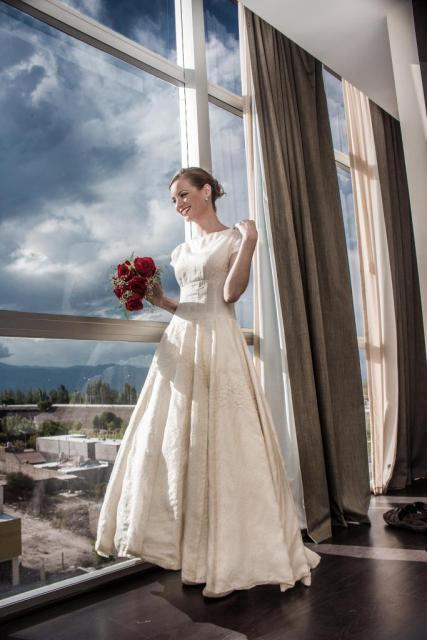 La novia más elegante. Maiten! | Casamientos Online