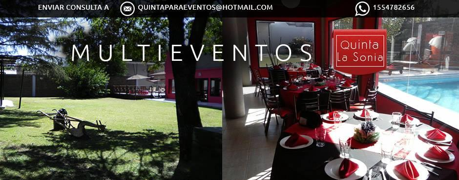 QUINTA Y ESTANCIA LA SONIA HURLINGHAM,BUENOS AIRES.