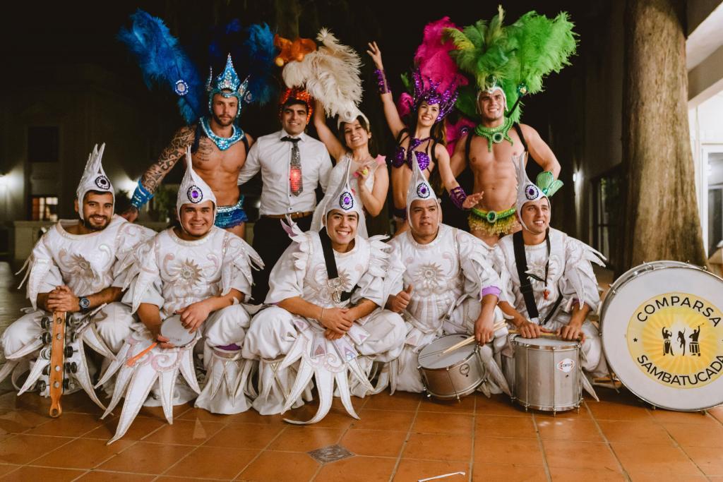 Comparsa Sambatucada -  Shows de Carnaval & Batucada