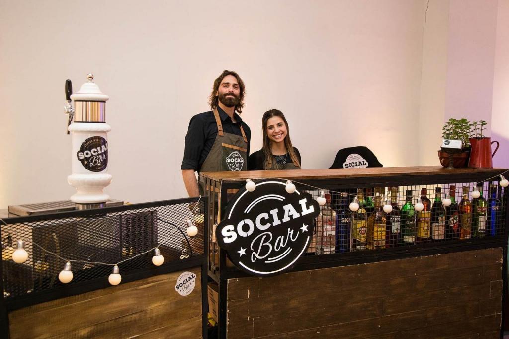 Social Bar (Bebidas y Barras de Tragos)