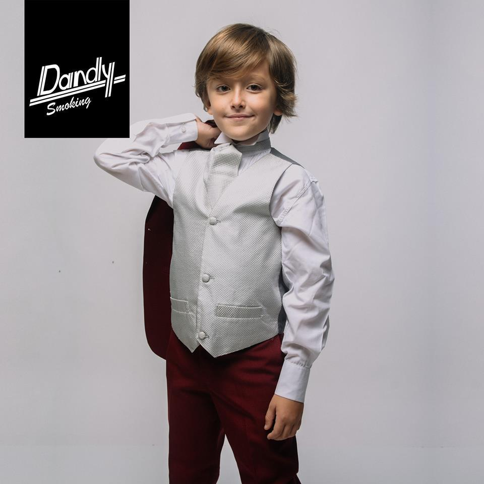 Dandy Smoking (Trajes de Etiqueta)