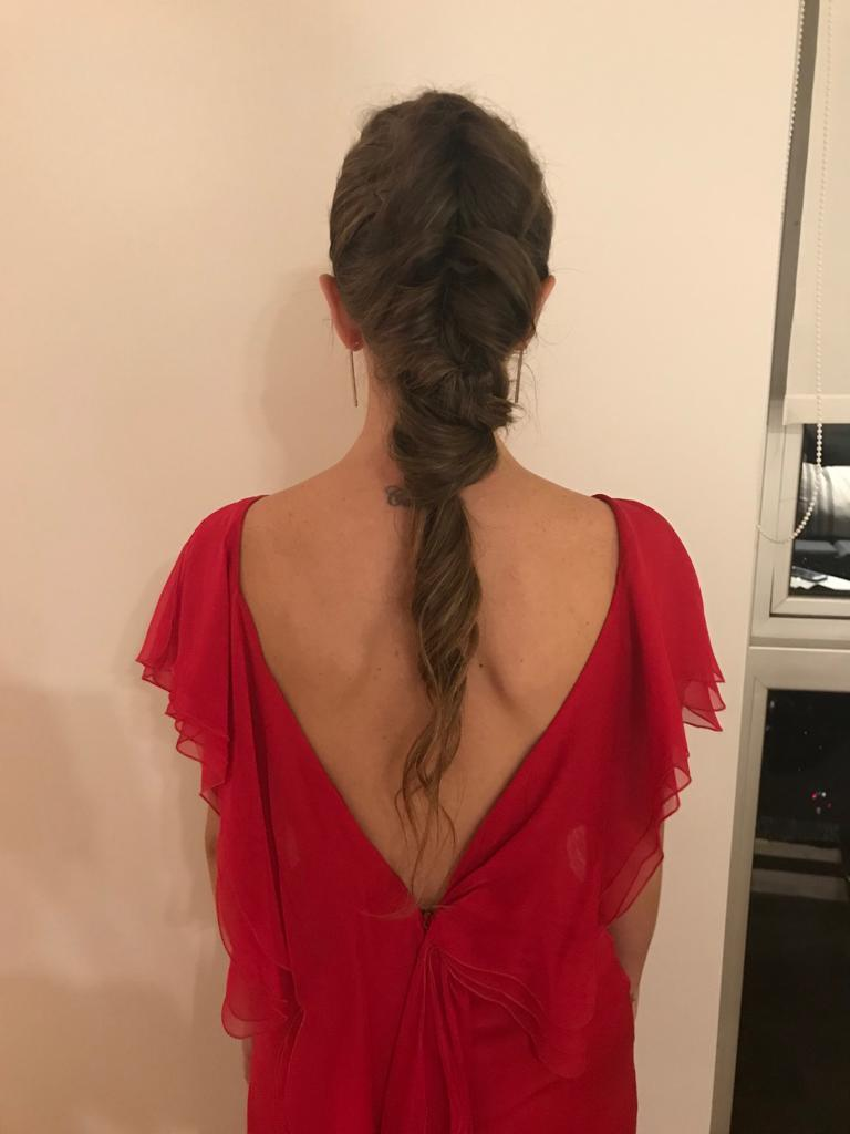 Marina Zavalia (Peinados)