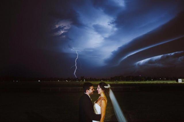 Clari y Javi | Casamientos Online