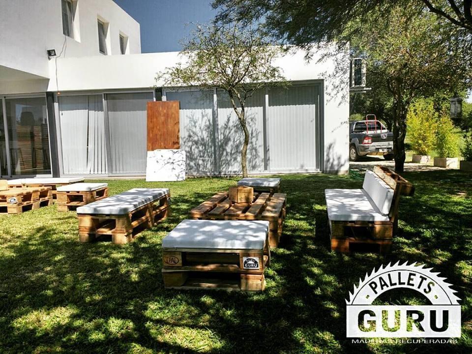 Gurú pallets (Alquiler de Livings y Equipamientos)