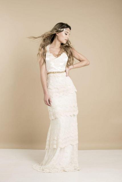 aacb2ce0d Luciana Doffo - Novias  Vestidos de Novia para tu casamiento!