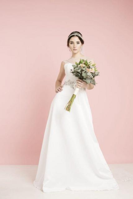 5b9097d2e Luciana Doffo - Novias  Vestidos de Novia para tu casamiento!