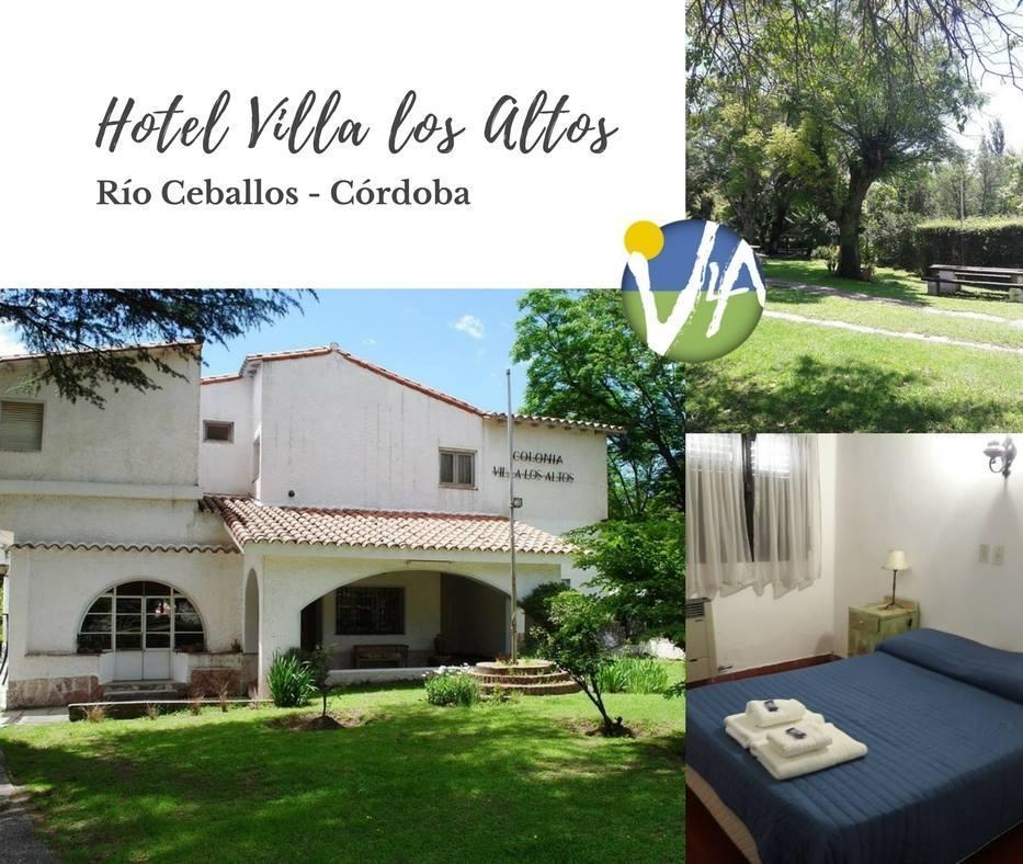 Villa Los Altos Hotel (Salones de Hoteles)