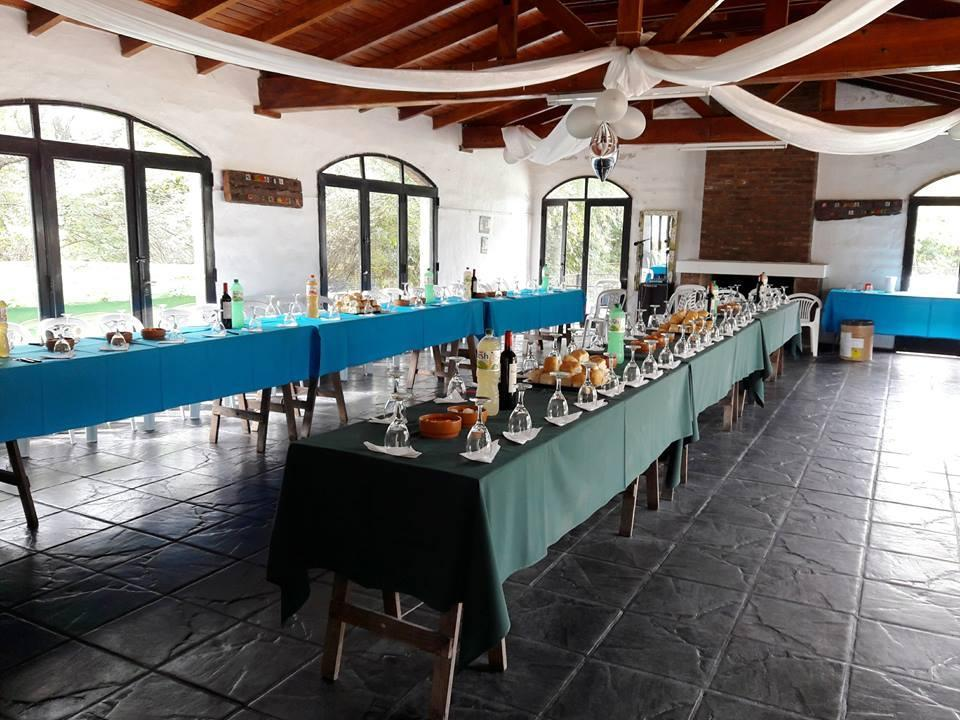 Villa Los Altos Hotel - Salón de eventos