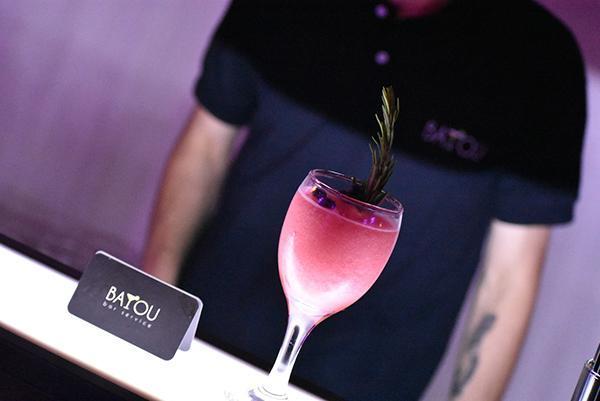 BAYOU Bar Service