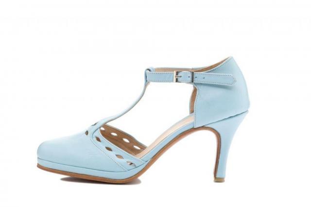 Cata Lacanna (Zapatos de Novias)