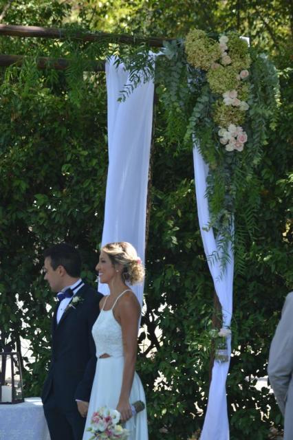 Ceremonia al aire libre | Casamientos Online