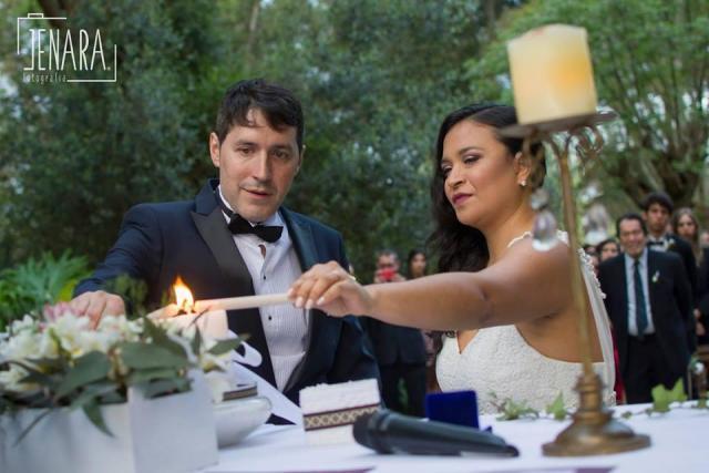 Ceremonia con Ritual de Velas | Casamientos Online