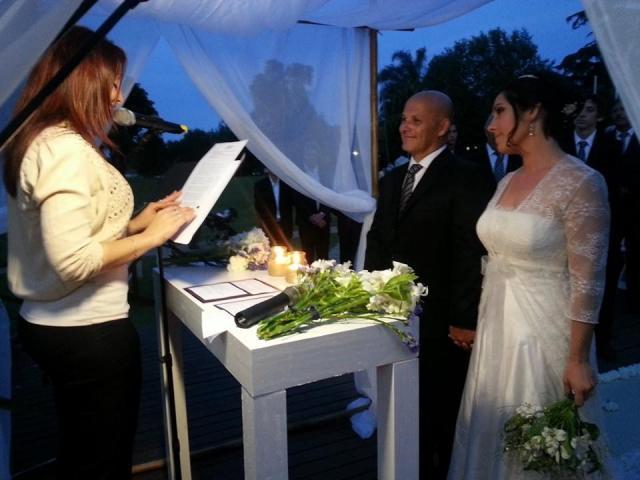 Veronica y Daniel ♥ | Casamientos Online