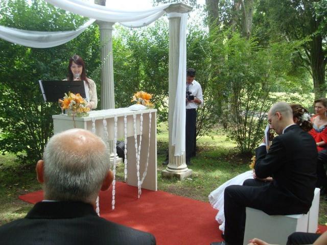 Silvana y Marco ♥ | Casamientos Online