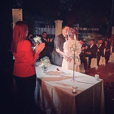 Mariela y Alejandro ♥ | Casamientos Online