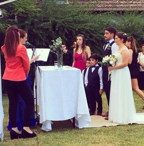 Pamela y Hector ♥ | Casamientos Online