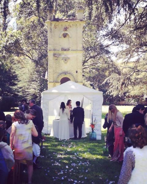 Andrea y Pablo ♥ | Casamientos Online