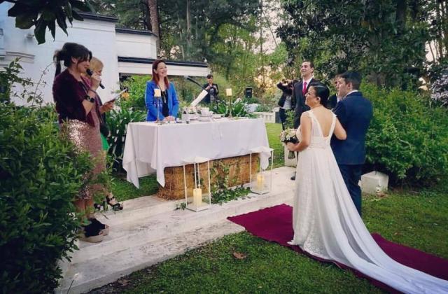Mariela y Nahuel ♥ | Casamientos Online