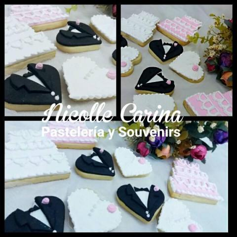 Nicolle Carina - Cookies personalizadas