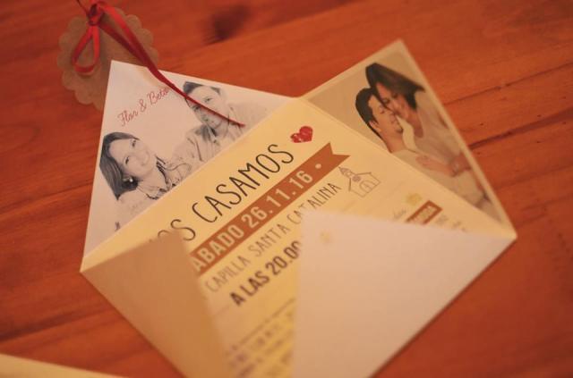 Orygami (Participaciones) | Casamientos Online