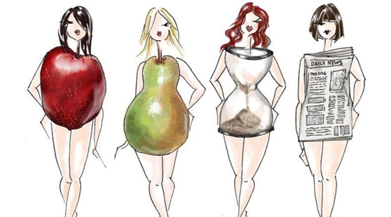 Cómo elegir el vestido de novia según tu cuerpo