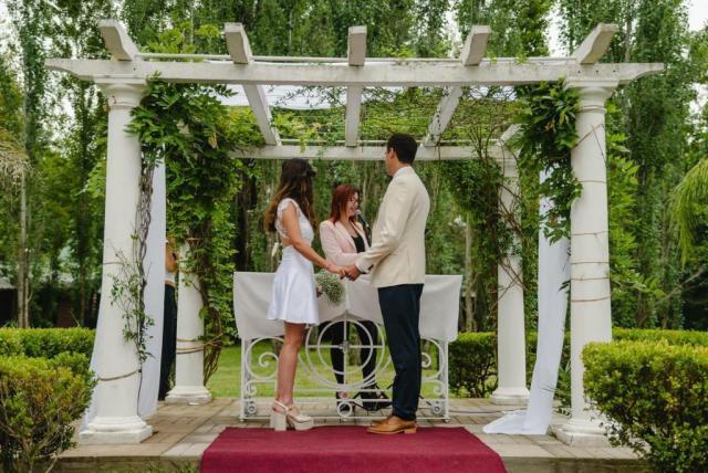 Agos y Maxi ♥ | Casamientos Online