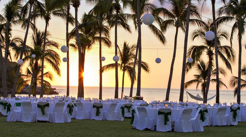 casamientos en la playa club med lo hace posible