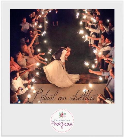Ceremonia Laica Simbolica con Ritual de Estrellitas Luminosas