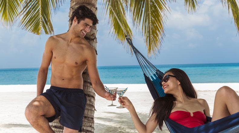 club med te propone un casamiento ideal en la playa