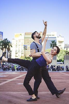 Héroes del Swing | Casamientos Online