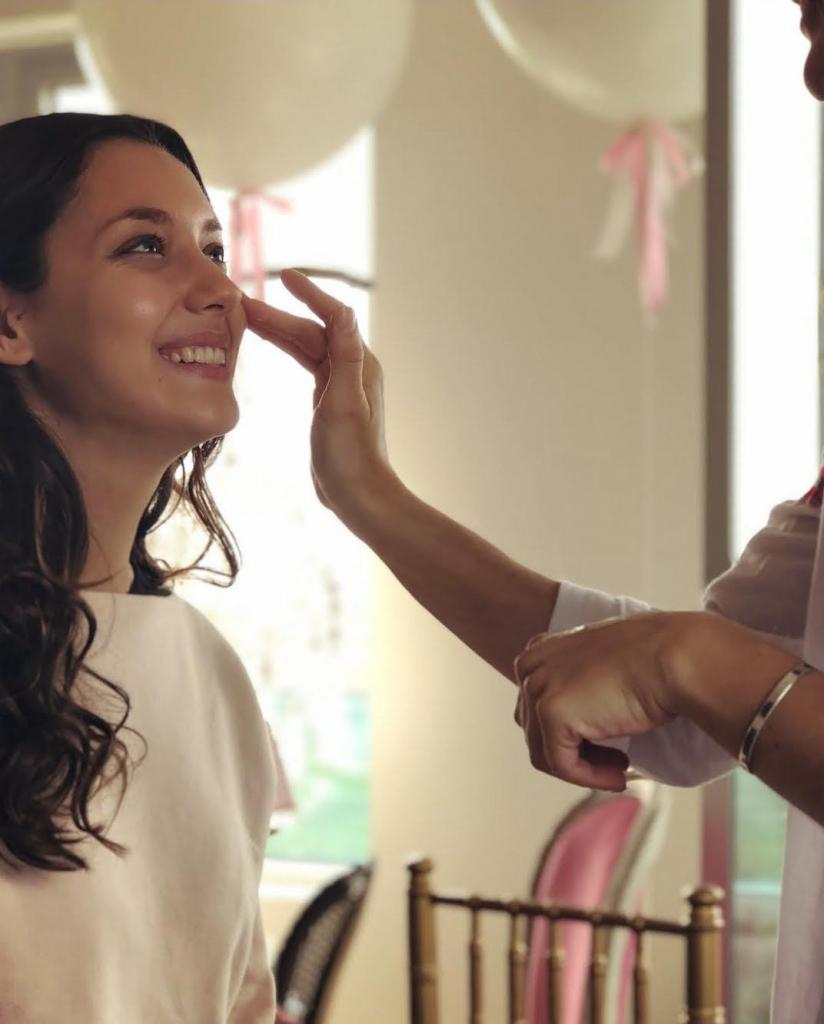 Laila Damico - Peinado Maquillaje Tocados
