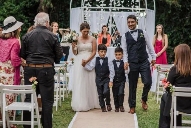 Pame y Hector ♥ | Casamientos Online