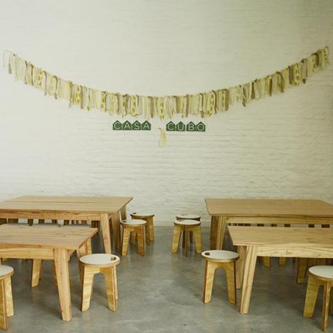 SALON EL CUBO | Casamientos Online