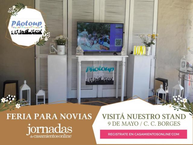 STAND JORNADAS NOVIAS CASAMIENTOSONLINE 16   Casamientos Online