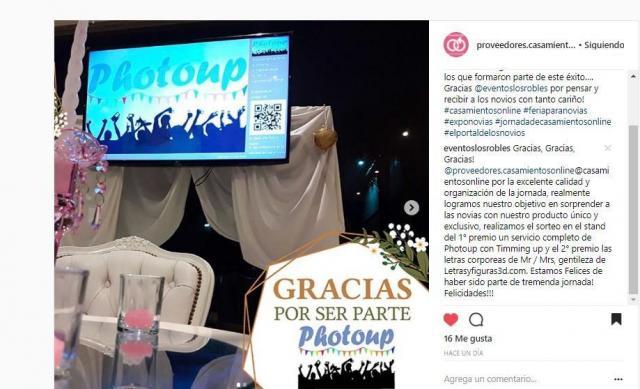 STAND JORNADAS NOVIAS CASAMIENTOSONLINE 17   Casamientos Online