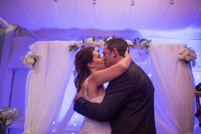 Natalia y Sergio | Casamientos Online