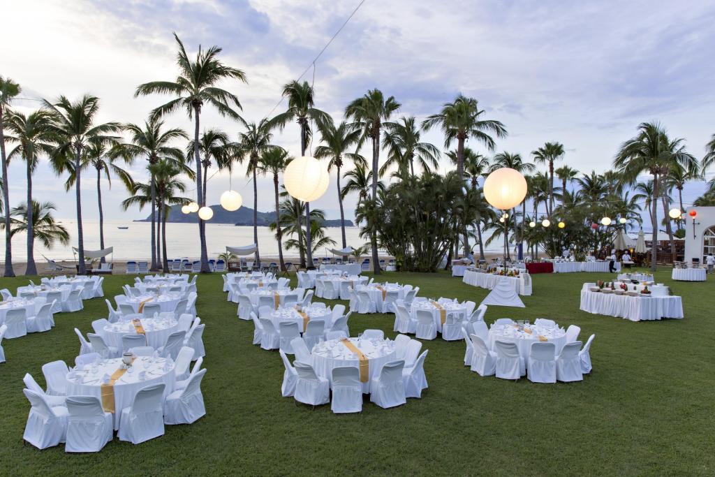 Un casamiento al aire libre