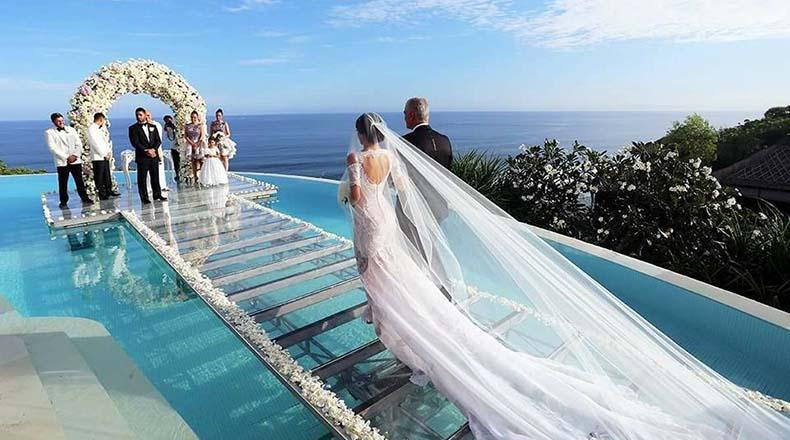 Casamientos en la playa, Club Med lo hace realidad