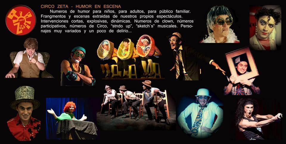 CIRCO ZETA - SHOWS