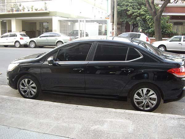 Citroen C4 Negro