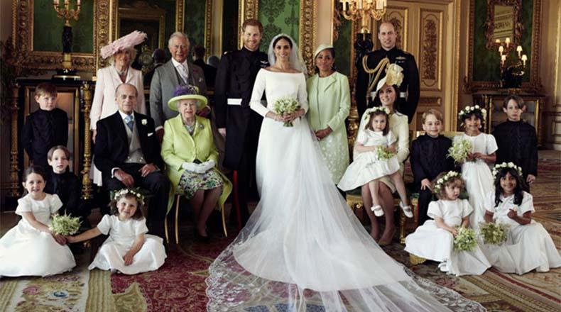 El Casamiento de Meghan Markle y el Príncipe Harry