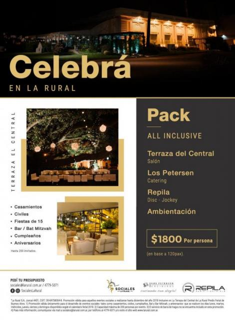 Pack All Inclusive