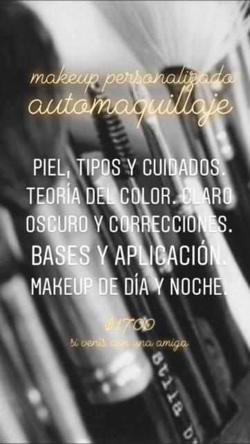 Makeup personalizado